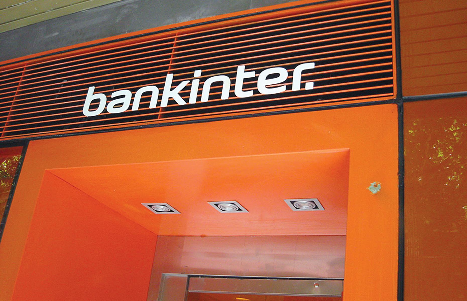 Bankinter aumenta lucros for Buscador oficinas bankinter